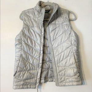 NorthFace Grey Vest